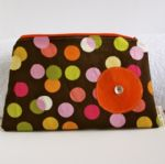 BABY by Danish - Dots Wipes Bag